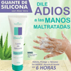 Hands Guante de Silicona y Aloe Vera de Hinode 100 gr - Enjoy it Market