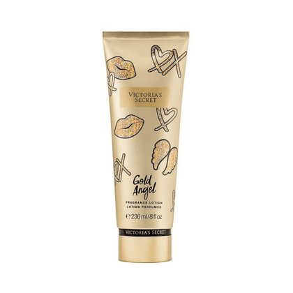 Victorias secret angel gold