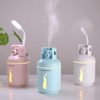 Humidificador Aromaterapia con Diseño de Pipeta de Gas 300 ml + Ventilador + Lampara - Enjoy it Market