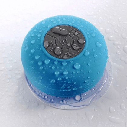 Parlante Ducha Inalámbrico Bluetooth Recargable y Resistente al Agua - Enjoy it Market