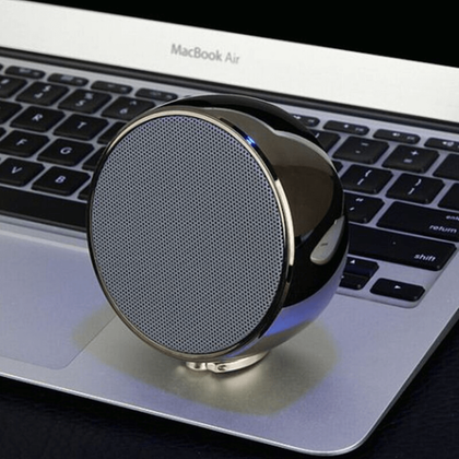 Parlante Inalámbrico Bluetooth en Metal Simplicity - Enjoy it Market