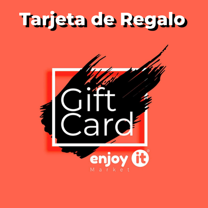 Tarjeta de Regalo - Enjoy it Market
