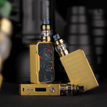 Vaporizador VooPoo Drag Gold - Enjoy it Market