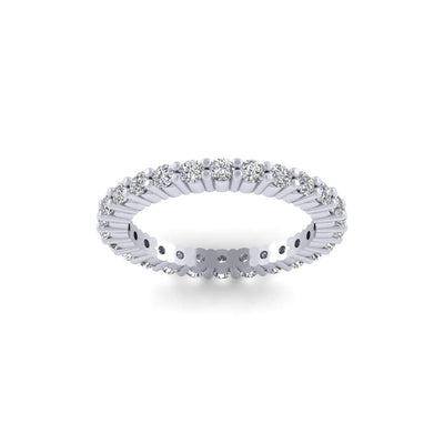 Cecily Diamond Ring Platinum Jessica Wilson Design