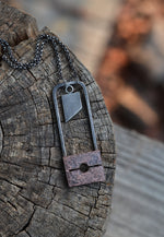 The Executioner - Mini Guillotine Necklace - Off With Their Heads!