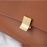 Celina Genuine Leather Messenger Bag