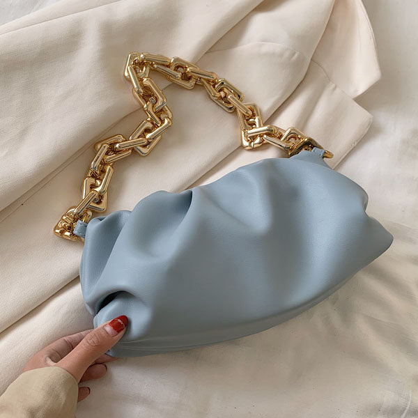 Annika Cloud Clutch HandBag