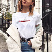 Cheese is Life Tee