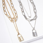 Chrissy Trio Layered Necklace