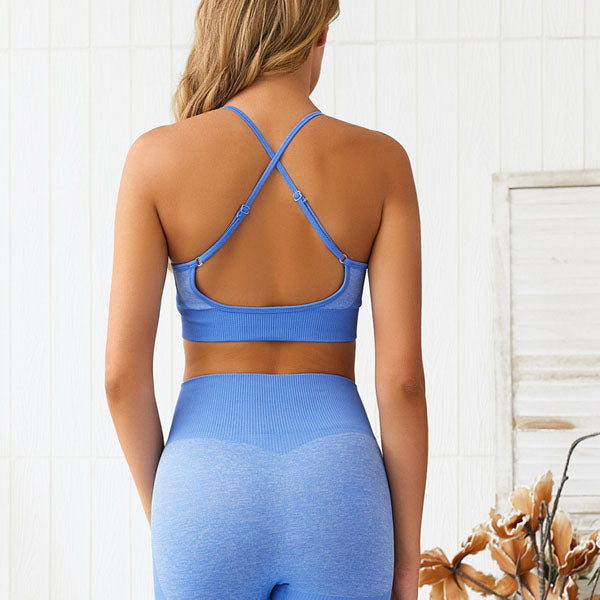 Hann Light Support Sports Bra