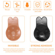 Laura Self Adhesive Silicon Bra Pads
