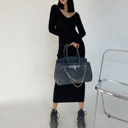 Kellie Summer Knit Dress