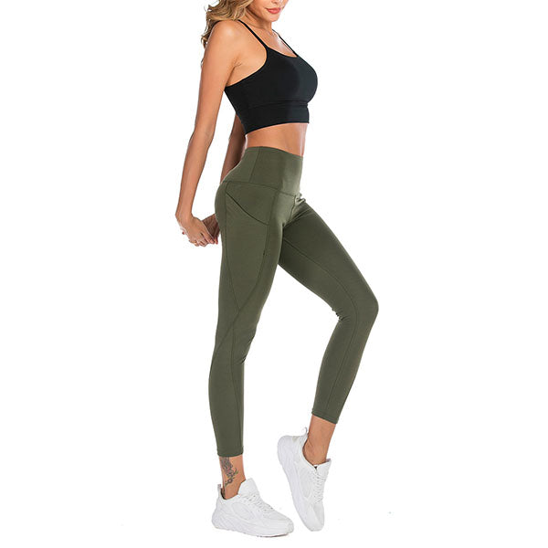 Harlie Side Pocket 7/8  Sports Tights