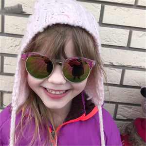 RILIXES Kids Girl Cat Eye Sunglasses - Sunglass Associates,Sunglasses Online, Sunglass Deals, Sunglassassociates, www.sunglassassociates.com