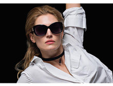 Load image into Gallery viewer, PARZIN Brand Polarized Cat Eye Women's Sunglasses - Sunglass Associates,Sunglasses Online, Sunglass Deals, Sunglassassociates, www.sunglassassociates.com