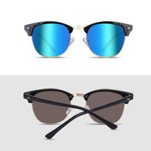 Load image into Gallery viewer, AOFLY Brand Designer Polarized Vintage Sunglasses - Sunglass Associates,Sunglasses Online, Sunglass Deals, Sunglassassociates, www.sunglassassociates.com