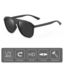 Load image into Gallery viewer, AOFLY BRAND DESIGN Pilot Sunglasses - Sunglass Associates,Sunglasses Online, Sunglass Deals, Sunglassassociates, www.sunglassassociates.com