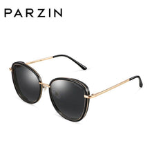 Load image into Gallery viewer, PARZIN Brand Women's Designer UV Polarized Sunglasses - Sunglass Associates,Sunglasses Online, Sunglass Deals, Sunglassassociates, www.sunglassassociates.com  pilot, cat eye, kids, men, adult