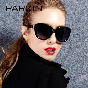 PARZIN Brand Polarized Cat Eye Women's Sunglasses - Sunglass Associates,Sunglasses Online, Sunglass Deals, Sunglassassociates, www.sunglassassociates.com