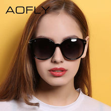 Load image into Gallery viewer, AOFLY Women's Vintage Sunglasses - Sunglass Associates,Sunglasses Online, Sunglass Deals, Sunglassassociates, www.sunglassassociates.com  pilot, cat eye, kids, men, adult, vintage, free shipp