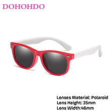 Load image into Gallery viewer, DOHOHDO Kids Silicone Sunglasses - Sunglass Associates,Sunglasses Online, Sunglass Deals, Sunglassassociates, www.sunglassassociates.com