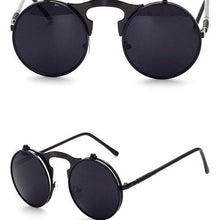 Load image into Gallery viewer, Retro Punk Metal Sunglasses - Sunglass Associates,Sunglasses Online, Sunglass Deals, Sunglassassociates, www.sunglassassociates.com