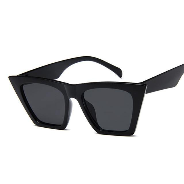 Square Cat Eye Women's Sunglasses - Sunglass Associates,Sunglasses Online, Sunglass Deals, Sunglassassociates, www.sunglassassociates.com