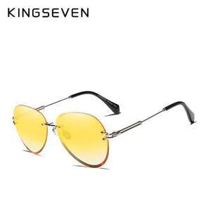 KINGSEVEN  Vintage Fashion Women's Sunglasses - Sunglass Associates,Sunglasses Online, Sunglass Deals, Sunglassassociates, www.sunglassassociates.com