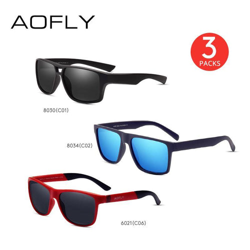 AOFLY 3 Pack of Sunglasses - Sunglass Associates,Sunglasses Online, Sunglass Deals, Sunglassassociates, www.sunglassassociates.com