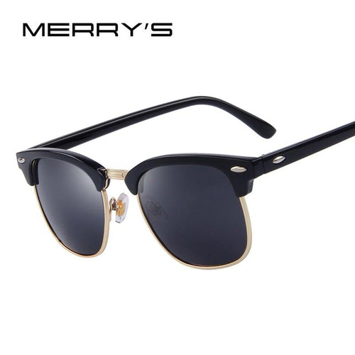 MERRYS DESIGN Men Rivet Polarized Sunglasses - Sunglass Associates,Sunglasses Online, Sunglass Deals, Sunglassassociates, www.sunglassassociates.com