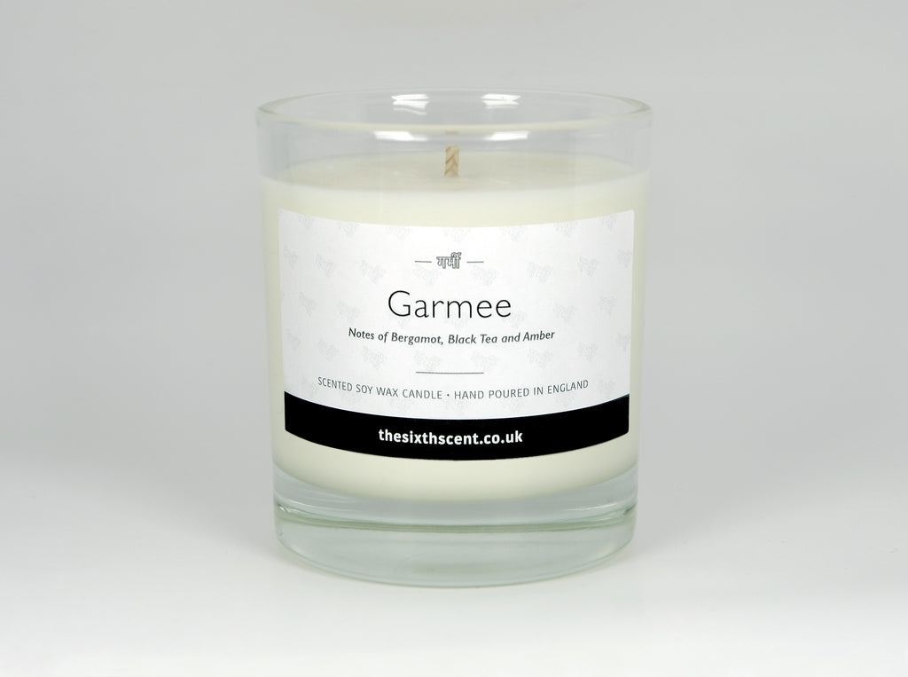 Garmee Scented Glass Candle