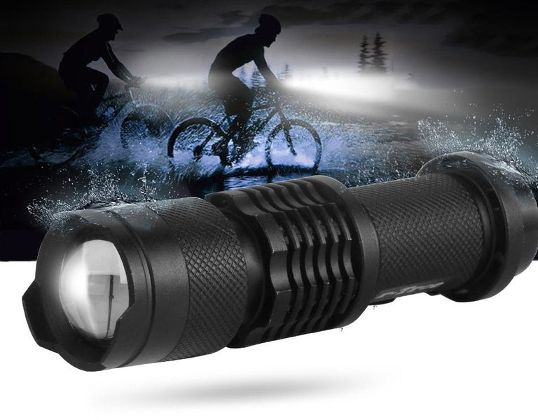 How to choose your Bike Light wisely