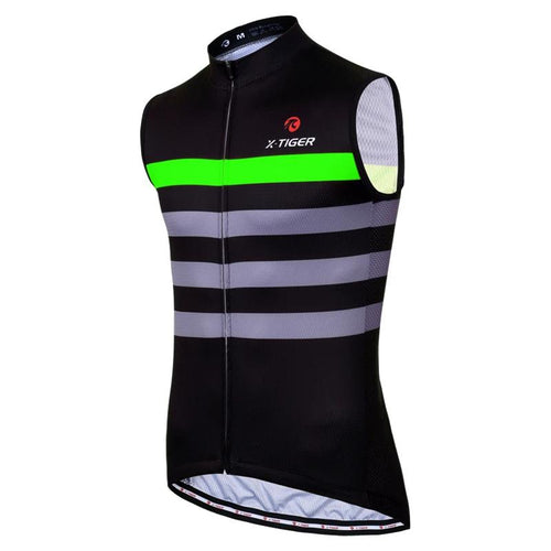 Sleeveless Cycling Vest - DexterCycling