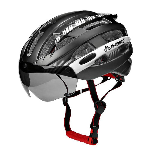 Cycling Helmet with Goggles - DexterCycling