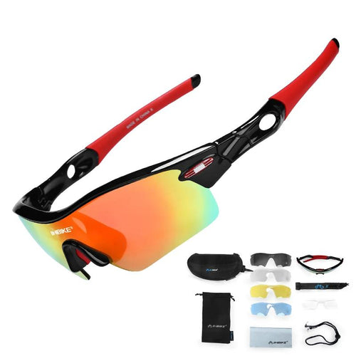 Polarized Cycling Glasses - DexterCycling