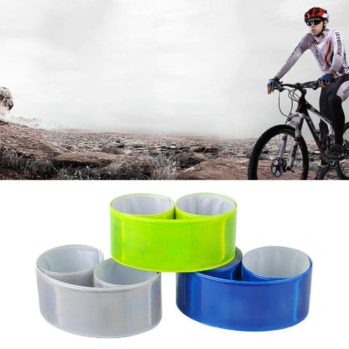 Reflective Warning Strips for Safety - DexterCycling