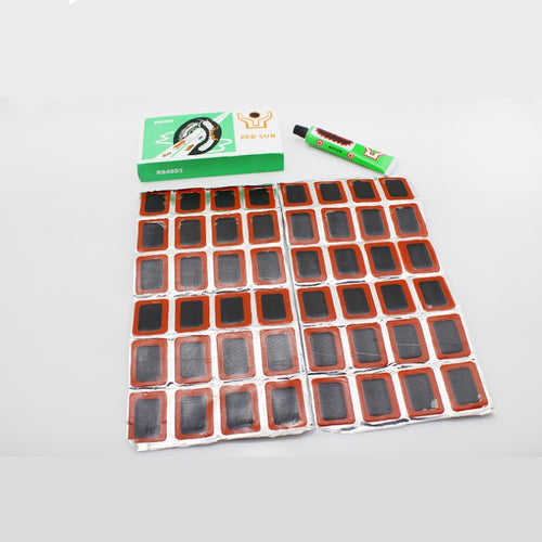 48 Pcs+1 Glue High Quality Puncture Repair Tools Kits - DexterCycling