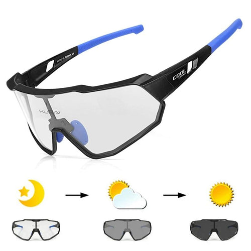 Photochromic Cycling Glasses - DexterCycling