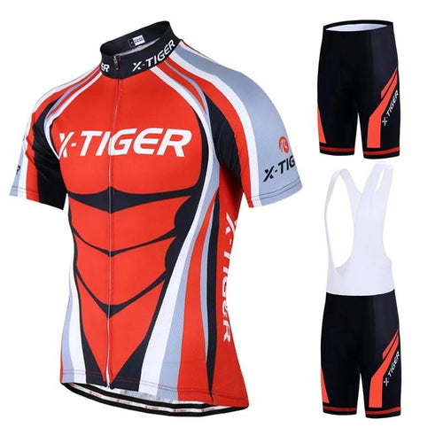 Pro Summer Cycling Jersey set - DexterCycling