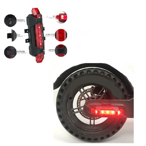 Warning LED Strip - DexterCycling