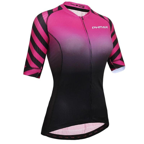 Quick-Dry Short Sleeve Cycling Jersey - DexterCycling