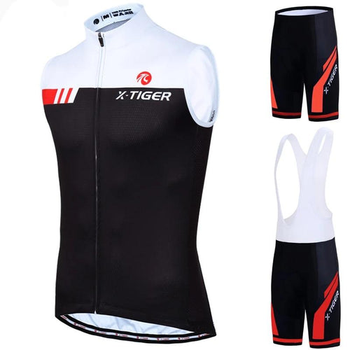 Pro Brand Sleeveless Cycling Set - DexterCycling