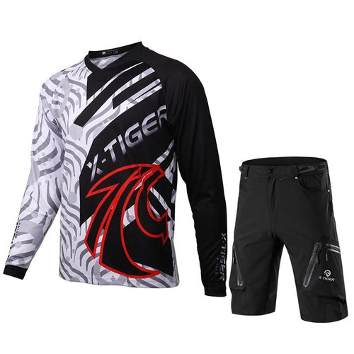 Autumn Cycling Jersey Set - DexterCycling