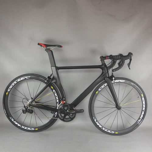 Carbon Frame Bicycle