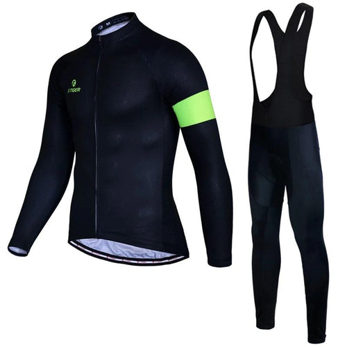 Long Sleeve Cycling Clothing Set - DexterCycling