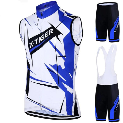 Sleeveless Bike Cycling Set - DexterCycling