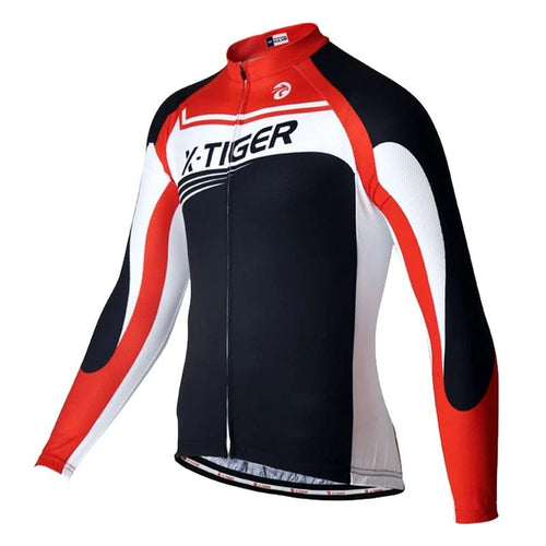 Long Sleeve Cycling Jersey - DexterCycling