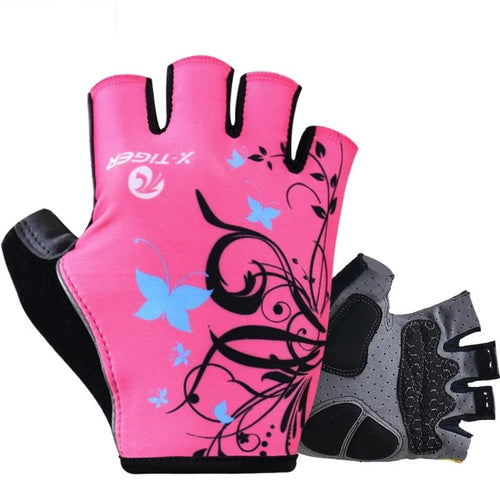Women Cycling Stylish Gloves - DexterCycling