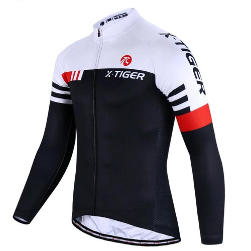 Cycling Long Sleeve Jersey - DexterCycling