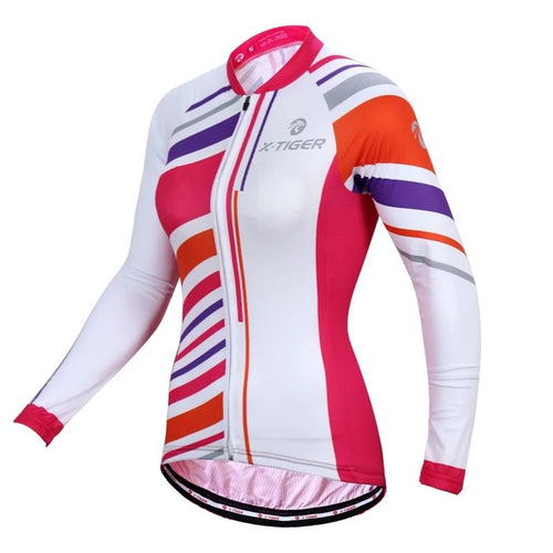 Anti-UV Women Cycling Jersey - DexterCycling